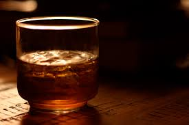 cup of wiskey