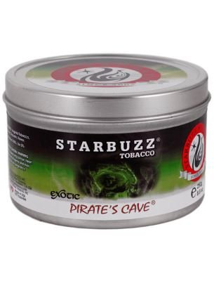 Starbuzz shisha tobacco Pirates Cave