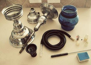 hookah parts and hookah maintenance kit