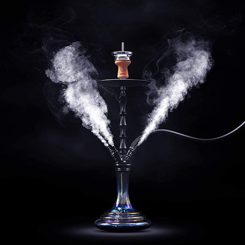 Trilogy high end hookah